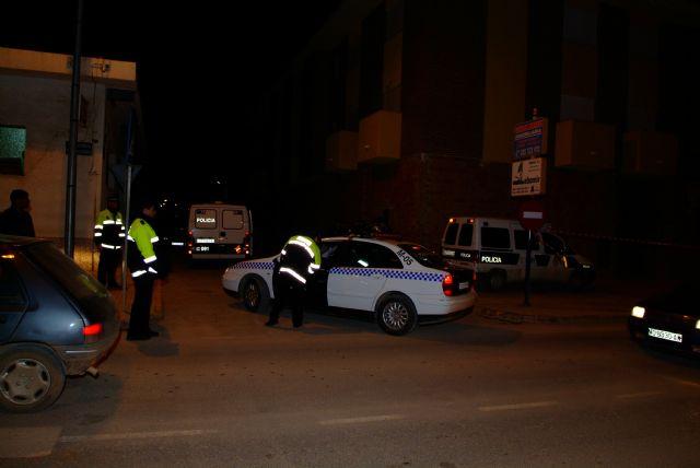 Control policial en materia de extranjería en Torre-Pacheco - 1, Foto 1