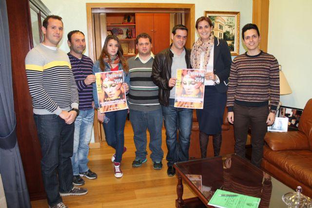 Firma de dos convenios para la realización de la XXIV Semana de la Mujer y para la organización del Carnaval de Piñata del 9 de marzo - 1, Foto 1