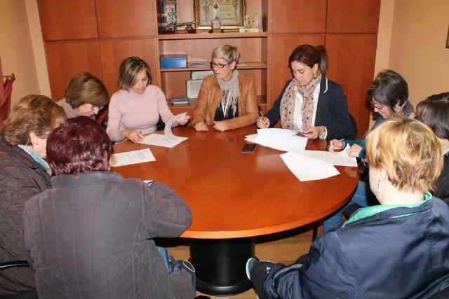 Firma de dos convenios para la realización de la XXIV Semana de la Mujer y para la organización del Carnaval de Piñata del 9 de marzo - 2, Foto 2