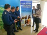 Murcia estrena Unidad de Primeros Auxilios Psicológicos y Emocionales de Protección Civil