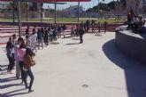 Corresponsales juveniles de toda la Región participan en una jornada de ocio en San Pedro del Pinatar
