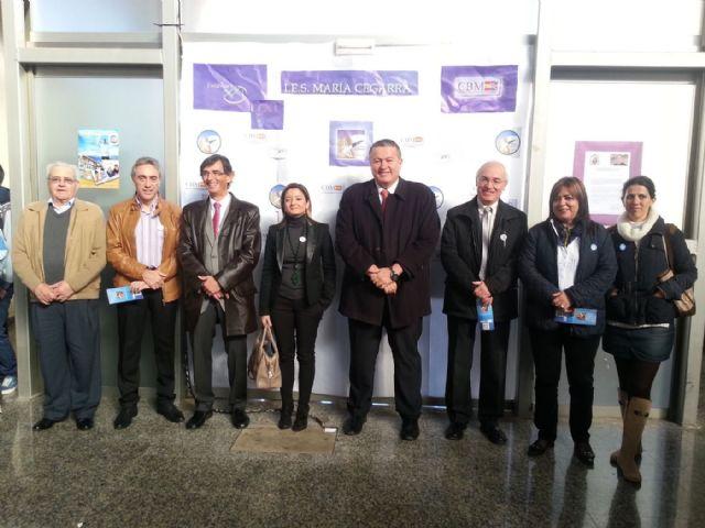 Inauguradas las I jornadas de puertas abiertas del IES María Cegarra - 3, Foto 3