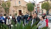 Los usuarios de los Centros de Día 'Princesa Letizia' y 'José Moyá' conocen la historia del municipio de la mano de la asociación 'El Cañico'