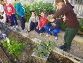 21 centros educativos constituyen la Red de Huertos Escolares