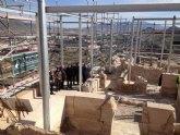 Un proyecto pionero de conservación pondrá en valor el yacimiento de Medina Siyâsa