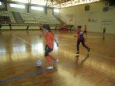 Comienza la fase regional de futbol sala de Deporte Escolar infantil y cadete