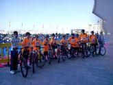 La Escuela Municipal de Triatlón participa en el XX Duatlón de Carnavales de Águilas