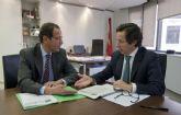 Cámara entrega al PP las propuestas de la Mesa Nacional de la Bicicleta para incorporar al programa electoral de los comicios europeos