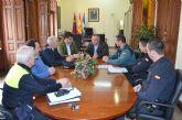 Los GRS de la Guardia Civil se incorporan al Plan de Seguridad del Carnaval de Águilas