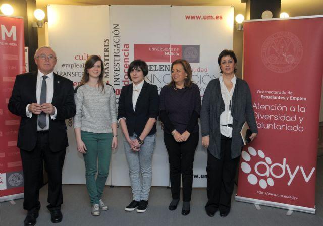 Alumnos voluntarios de la Universidad de Murcia ayudan en sus estudios a más de mil escolares de la Región - 3, Foto 3