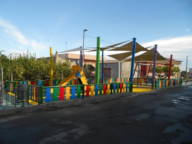 La Raya estrena zona de juegos infantiles y aparatos de gerontogimnasia - 3, Foto 3