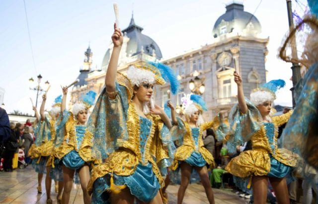 Todo preparado para el Gran Pasacalles de Carnaval - 1, Foto 1