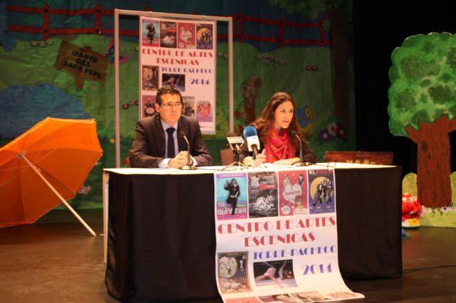 """Natalia Millán y """"Cinco horas con Mario"""" abren la programación de Artes Escénicas para 2014: Platea - 2, Foto 2"""