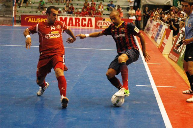 Previa ElPozo Murcia vs FC Barcelona - 2, Foto 2