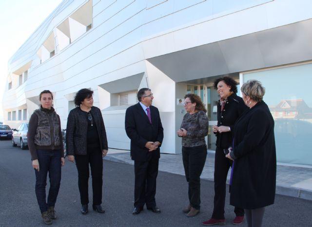 86.000 euros para diez plazas para personas con discapacidad intelectual en el nuevo Centro De Día de Puerto Lumbreras - 1, Foto 1