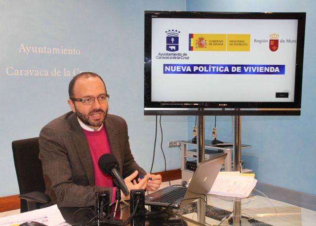 Caravaca impulsará la rehabilitación de inmuebles con las ayudas del Plan de Vivienda - 1, Foto 1