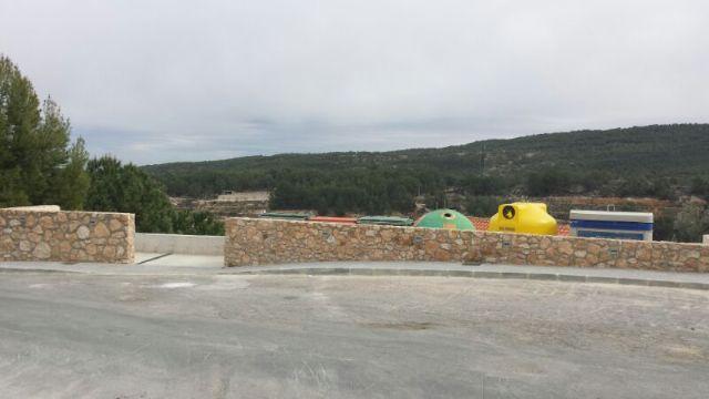 Mejora paisajística de un punto limpio en la pedanía de Gebas - 1, Foto 1