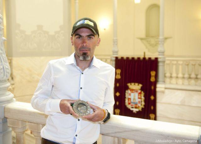 Lledó espera traerse a Cartagena las cinco medallas de la 4Desert - 1, Foto 1