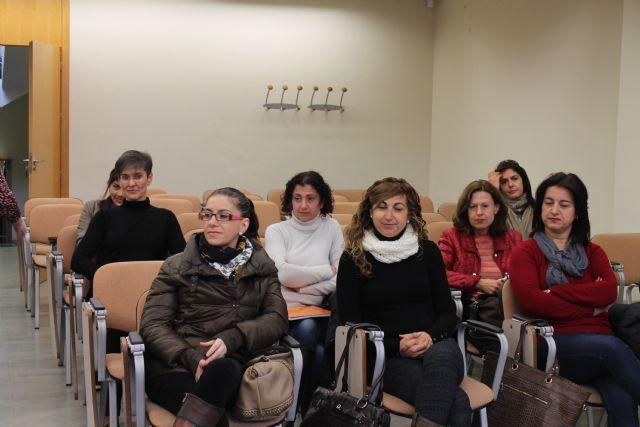 Comienza un nuevo curso de informática para mujeres en Alhama - 1, Foto 1