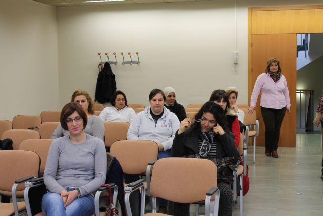 Comienza un nuevo curso de informática para mujeres en Alhama - 2, Foto 2