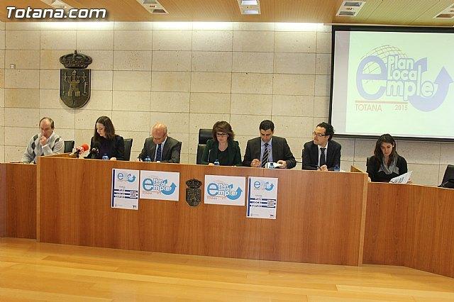 El Plan Local de Empleo plantea 70 acciones directas para la reactivación de la economía y la generación del empleo en la localidad - 1, Foto 1