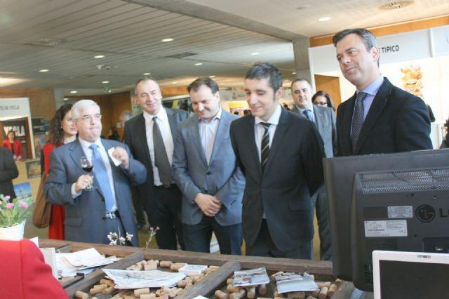 Las Rutas del Vino de Yecla ofrecen una atractiva propuesta en la I Feria de Enoturismo que se celebra en Murcia - 2, Foto 2