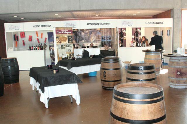 Las Rutas del Vino de Yecla ofrecen una atractiva propuesta en la I Feria de Enoturismo que se celebra en Murcia - 4, Foto 4