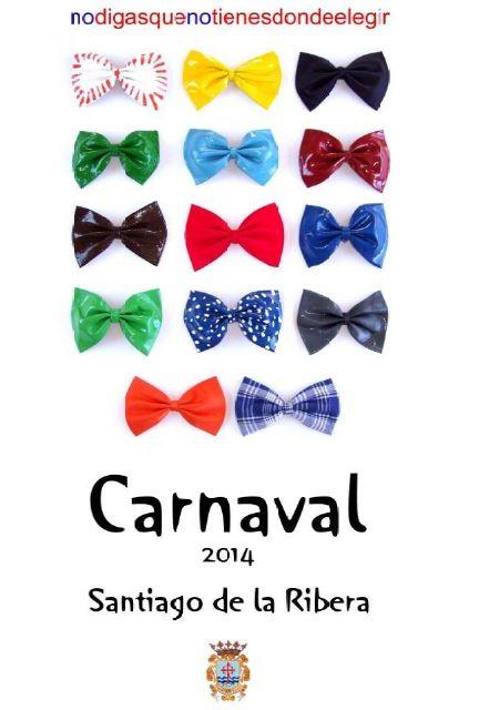 Santiago de la Ribera inaugura carnaval 2014 eligiendo a sus Reinas - 1, Foto 1