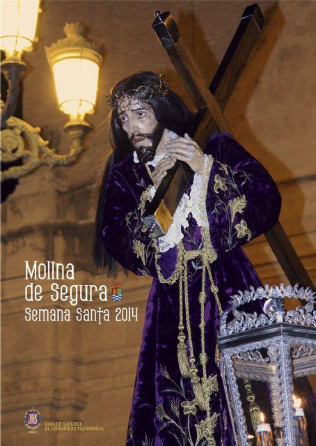 Molina de Segura presenta el cartel y el programa de actos de la Semana Santa 2014 - 1, Foto 1
