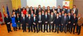 La toma de posesión de la junta de gobierno del nuevo Colegio de Economistas de Murcia pone en marcha la institución