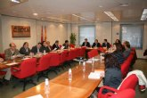 La Comunidad presenta a los empresarios las Directrices del Río Mula, Vega Alta y Oriental