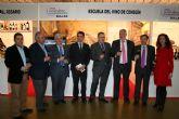 La Escuela del Vino de Cehegín, presente en la I Feria de Enoturismo de la Región de Murcia