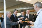 Las Rutas del Vino de Yecla ofrecen una atractiva propuesta en la I Feria de Enoturismo que se celebra en Murcia