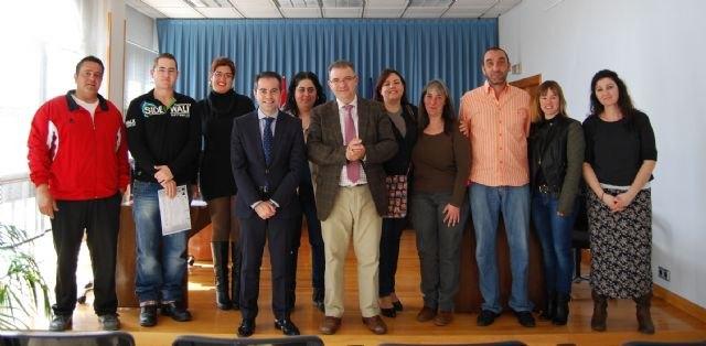 Vecinos de Lorquí y Ricote se forman en la búsqueda de empleo gracias al Proyecto Abraham - 1, Foto 1