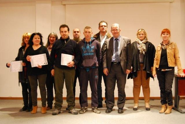 Vecinos de Lorquí y Ricote se forman en la búsqueda de empleo gracias al Proyecto Abraham - 2, Foto 2