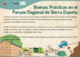 Editan un manual de buenas prácticas en el Parque Regional de Sierra Espuña para fomentar su conservación
