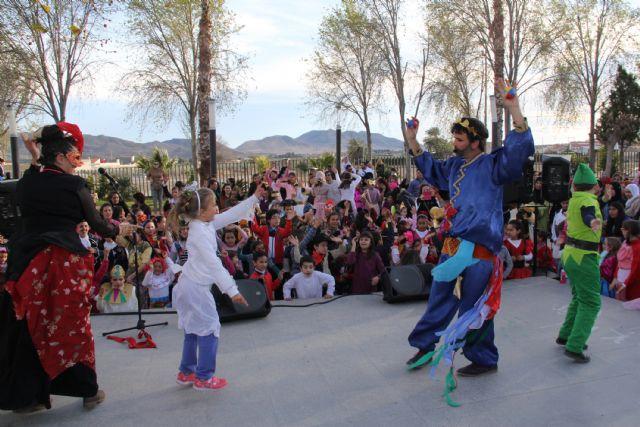 Resultado de imagen de Fiestas y Festivales de Puerto Lumbreras