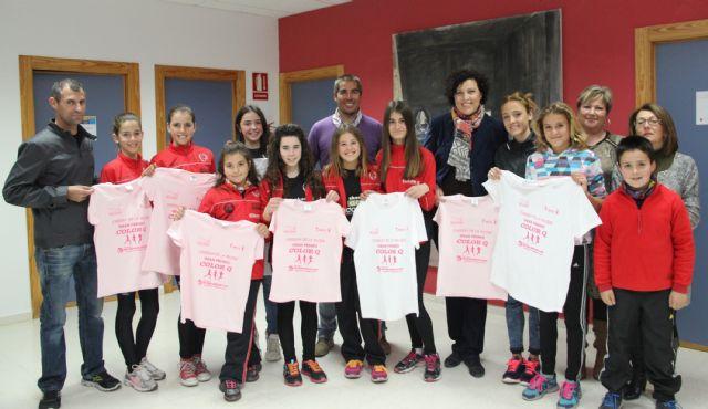 La atleta Almudena Rodríguez que ha sido 5 veces campeona de España presenta la Carrera de la Mujer Ciudad de Puerto Lumbreras - 2, Foto 2