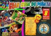 La Hermandad Beso de Judas y Jes�s Traspasado organiza una Gran cena de Piñata que tendr� lugar el pr�ximo s�bado 8 de marzo