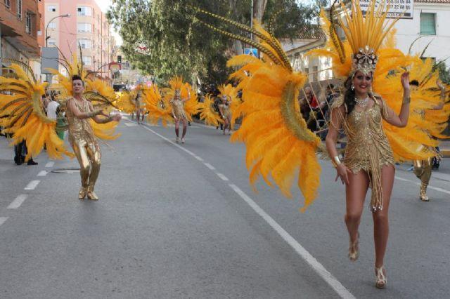 Un espectacular desfile pone el broche de oro a un carnaval de éxito, Foto 1