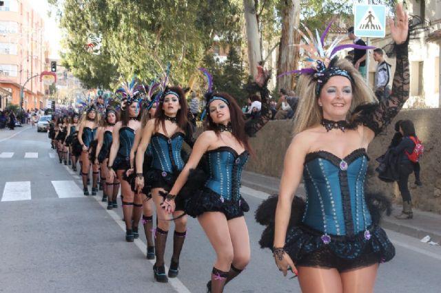 Un espectacular desfile pone el broche de oro a un carnaval de éxito, Foto 2