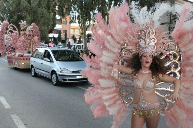 Un espectacular desfile pone el broche de oro a un carnaval de éxito, Foto 5