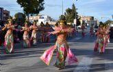 Las calles de San Pedro del Pinatar se visten de Carnaval