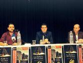 """Miguel Galindo Baños presenta su libro """"La Puerta de la Luna"""""""