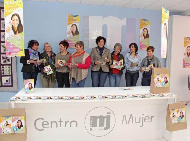 El Ayuntamiento diseña la programación Marzo en femenino con más de medio centenar de actividades destinadas a Mujeres - 1, Foto 1