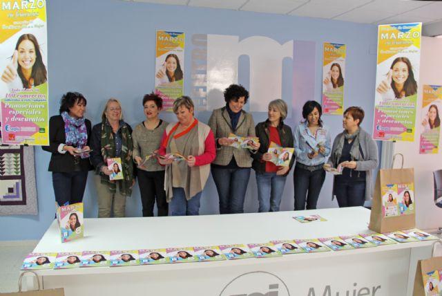 El Ayuntamiento diseña la programación Marzo en femenino con más de medio centenar de actividades destinadas a Mujeres - 2, Foto 2