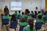 Turismo acerca el Mar Menor y las Salinas de San Pedro a los escolares del municipio