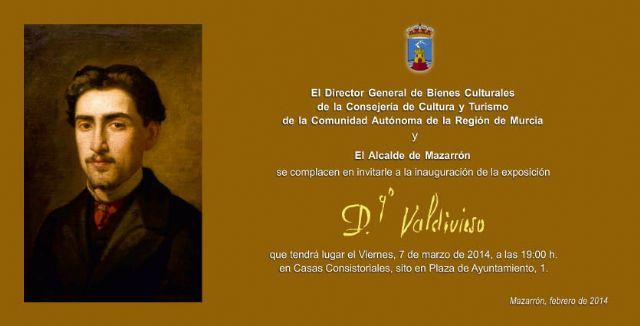 Este viernes 7 se inaugura la exposición dedicada a Domingo Valdivieso, Foto 2