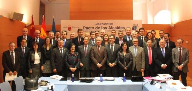 El Gobierno regional ayudará a los ayuntamientos de la Región a hacer efectivos sus proyectos de eficiencia energética, Foto 1