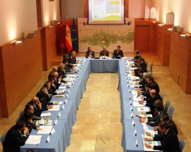 El Gobierno regional ayudará a los ayuntamientos de la Región a hacer efectivos sus proyectos de eficiencia energética, Foto 2
